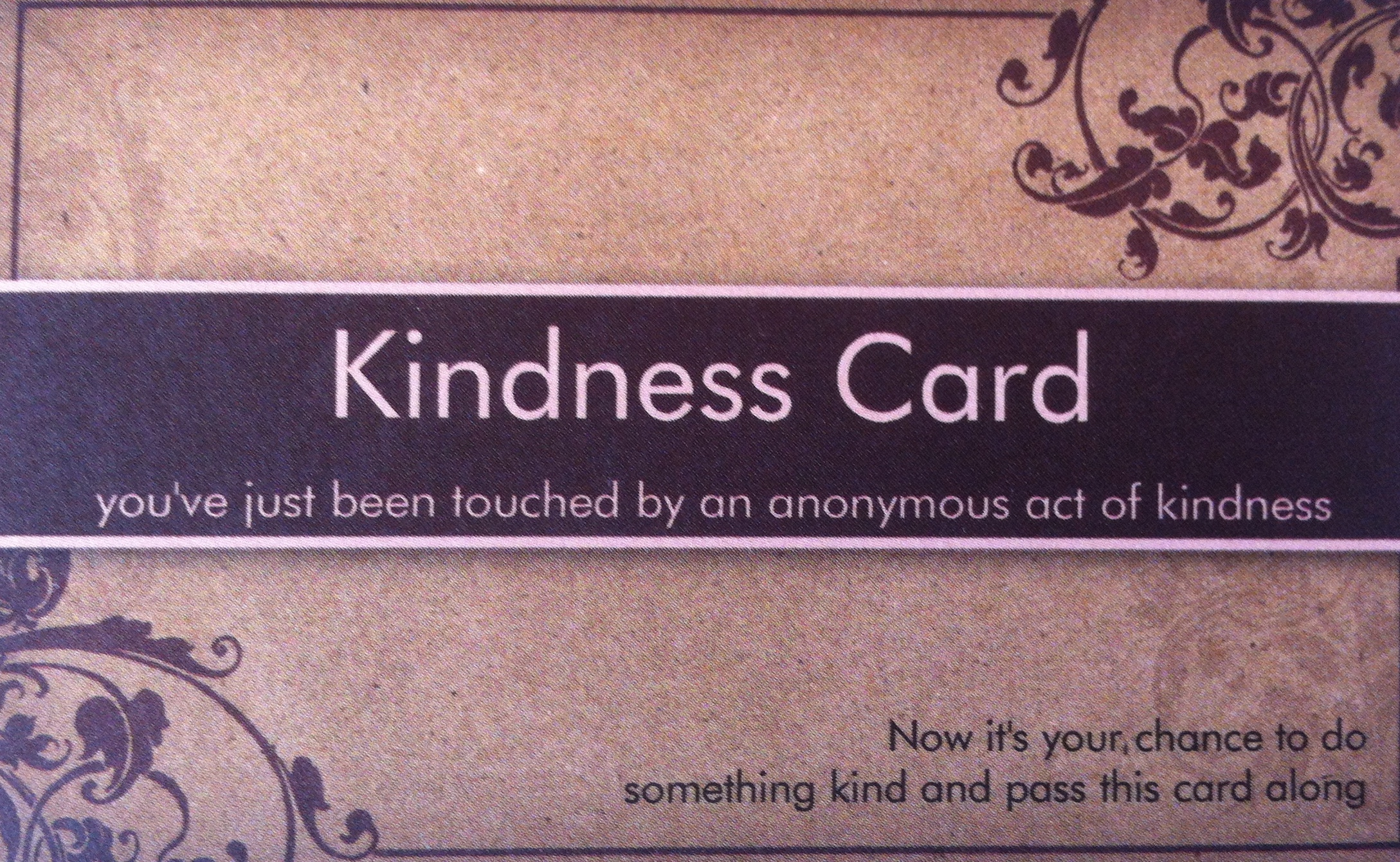 Day 51: Kindness messages
