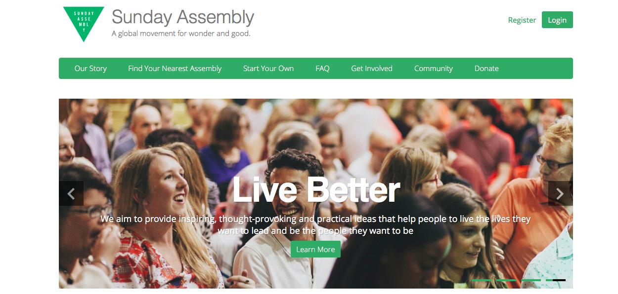 Day 66: Sunday Assembly