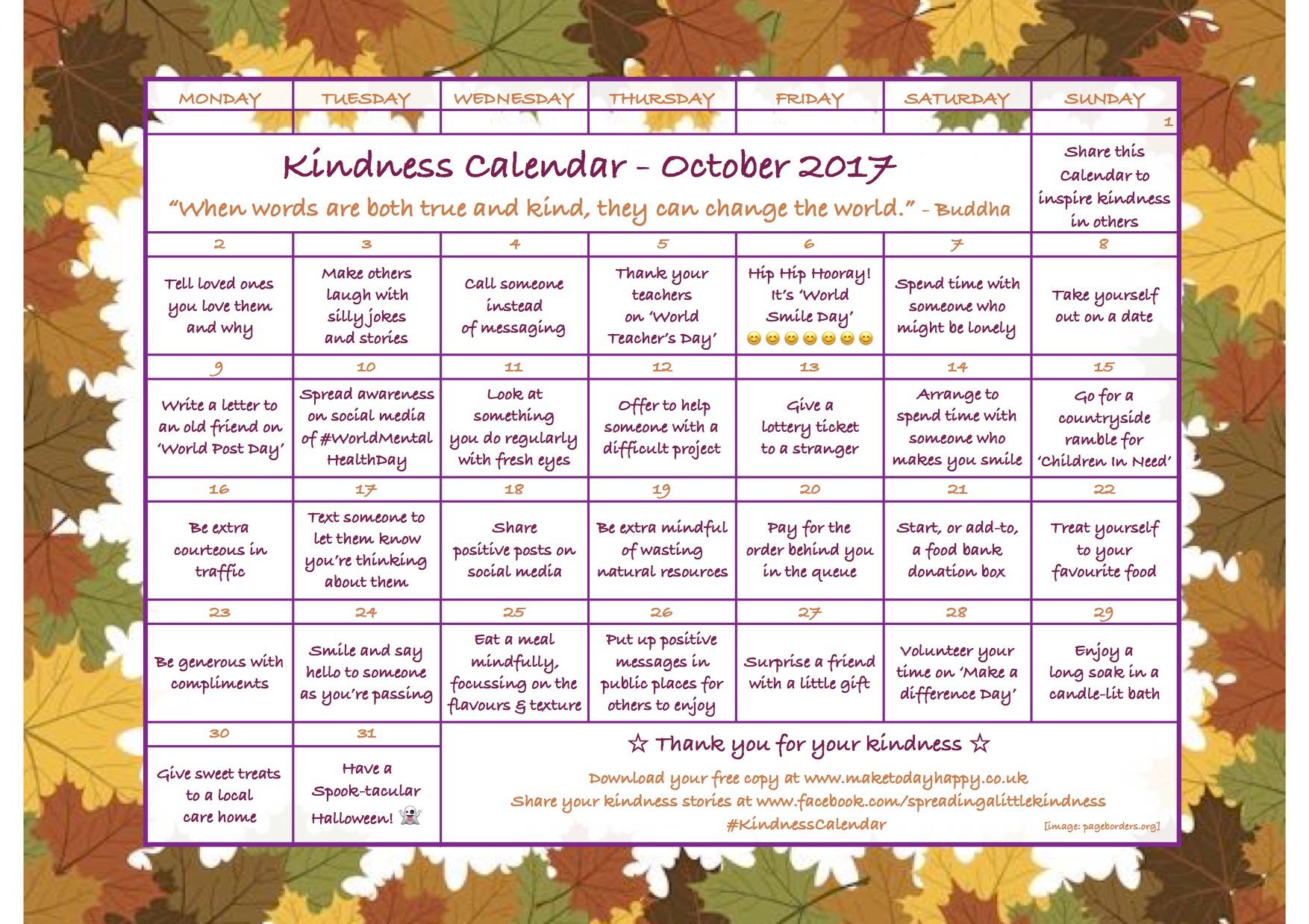 Kindness Calendar October 2017.jpg