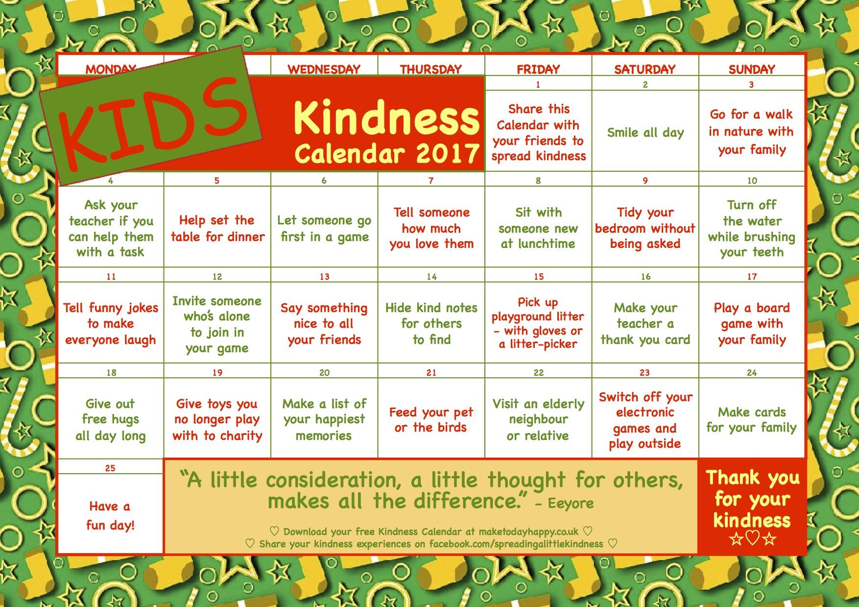KIDS Kindness Calendar 2017 GENERIC.jpg