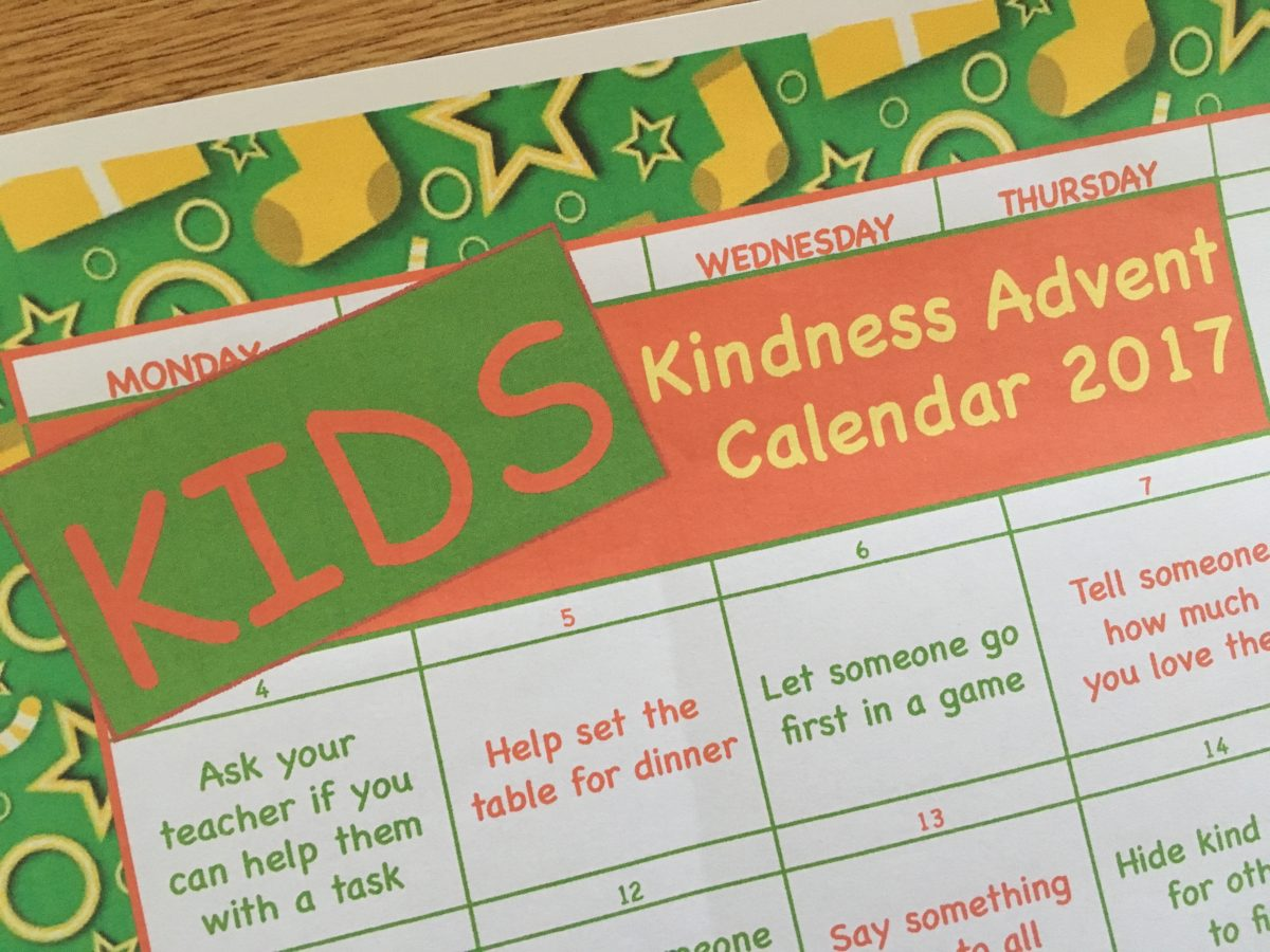 Act of kindness #34: A kind school