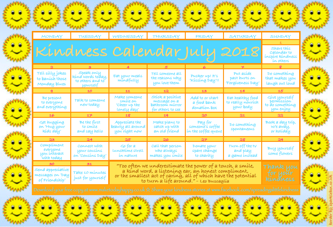 Kindness Calendar July 2018.jpg